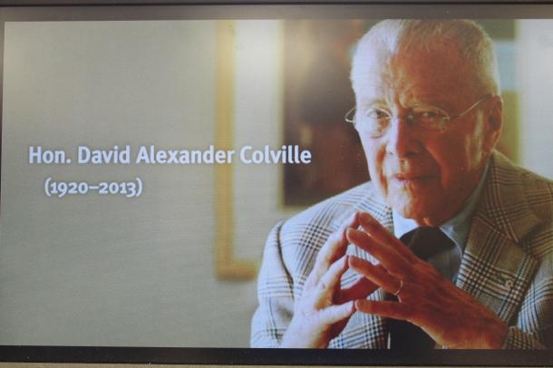 Alexander Colville (1920-2013)